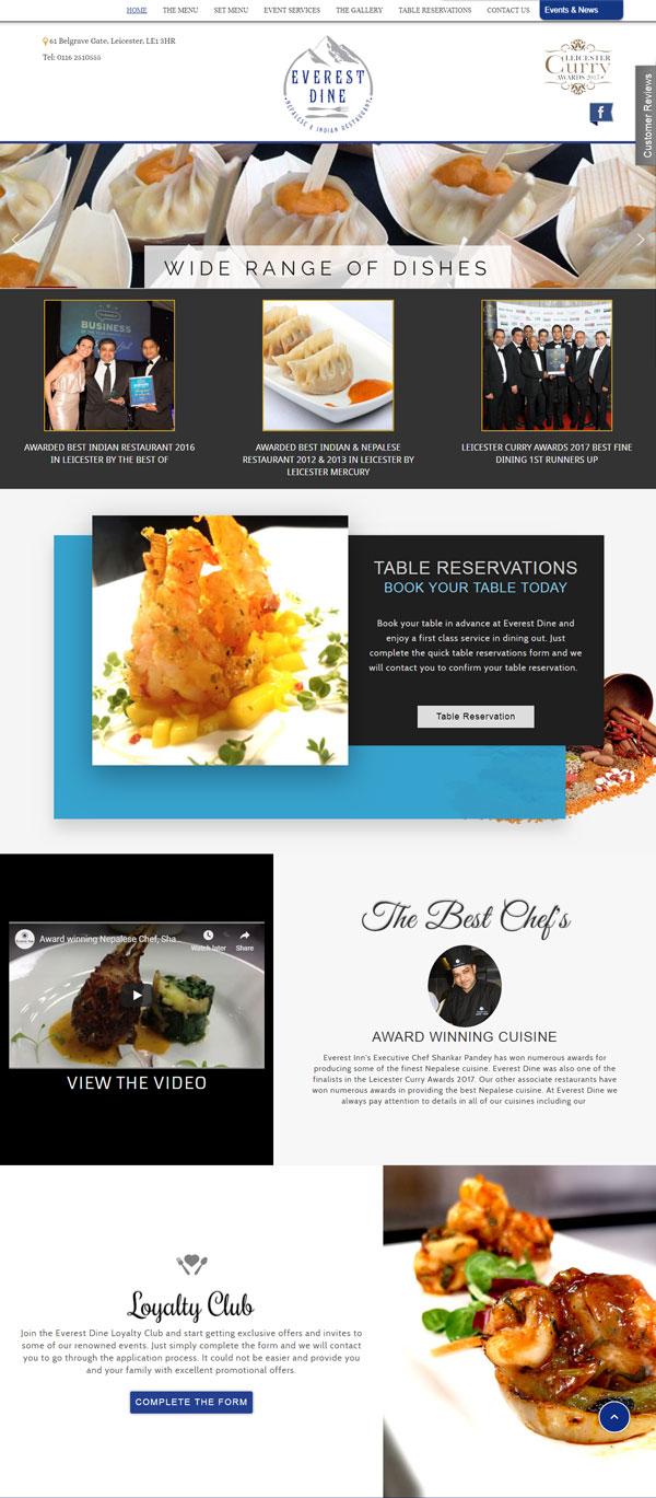 web-site-design-restaurant