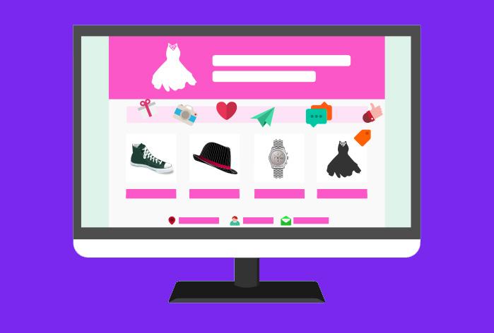 Ecommerce Website Design 1